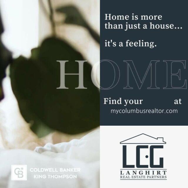 Begin your search: www.mycolumbusrealtor.com